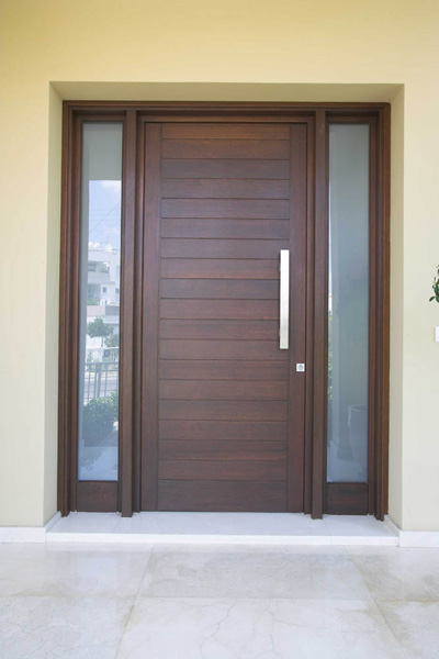 Massif main entrance doors for Main entrance door design