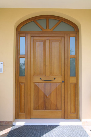 Main Entrance Door 06